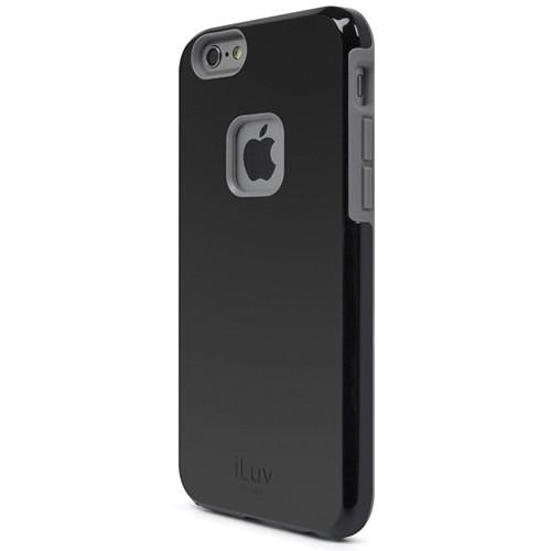 iLuv Regatta Case for iPhone 6 Plus/6s Plus (Black)