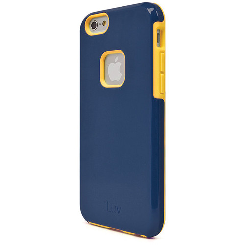iLuv Regatta Case for iPhone 6 Plus/6s Plus (Blue)