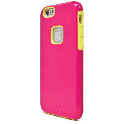 iLuv Regatta Case for iPhone 6 Plus/6s Plus (Pink)