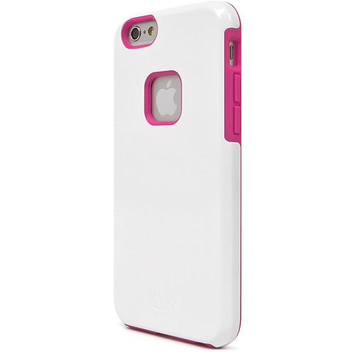 iLuv Regatta Case for iPhone 6 Plus/6s Plus (White)