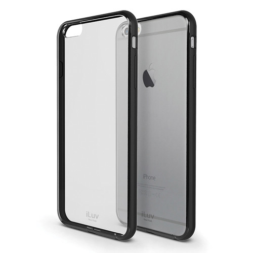 iLuv Vyneer Case for iPhone 6 Plus/6s Plus (Black)