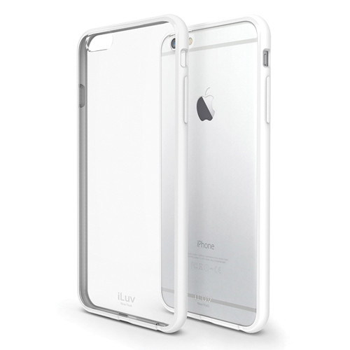 iLuv Vyneer Case for iPhone 6 Plus/6s Plus (White)