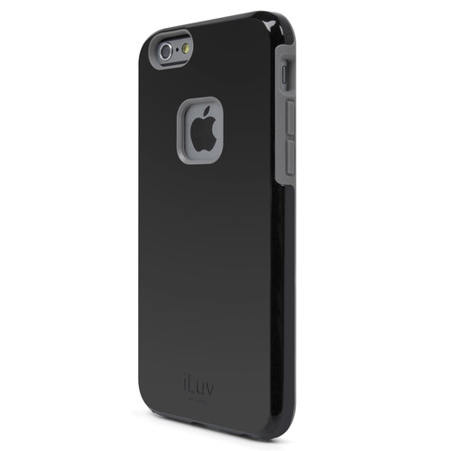 iLuv Regatta Case for iPhone 6/6s (Black)