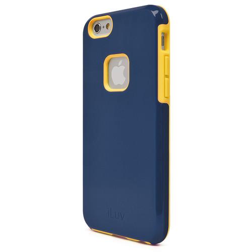 iLuv Regatta Case for iPhone 6/6s (Blue)