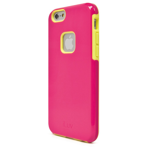 iLuv Regatta Case for iPhone 6/6s (Pink)