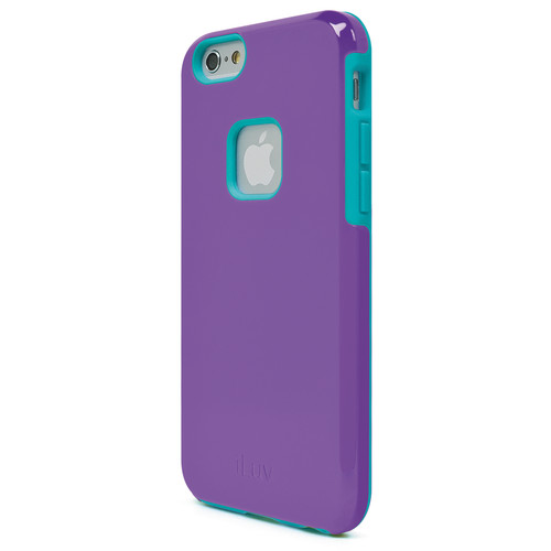 iLuv Regatta Case for iPhone 6/6s (Purple)