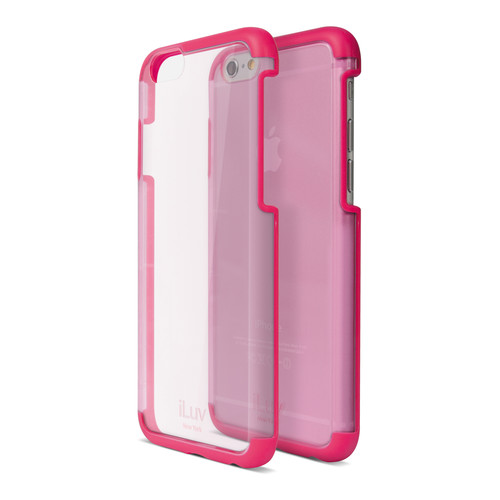 iLuv Vyneer Case for iPhone 6/6s (Pink)