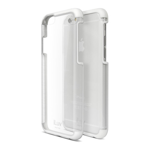 iLuv Vyneer Case for iPhone 6/6s (White)