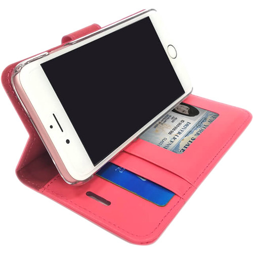 iLuv Diary Case for iPhone 7 (Pink)
