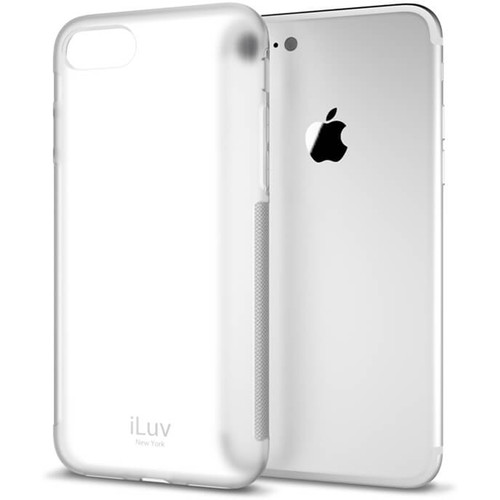 iLuv Gelato Case for iPhone 7/8 (Clear)