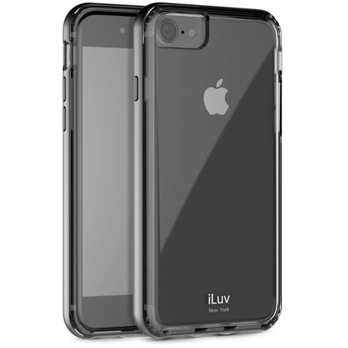 iLuv Metal Forge Case for iPhone 7 (Black)