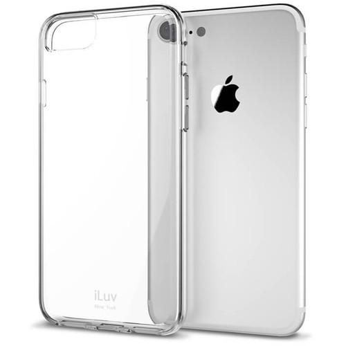 iLuv Vyneer Case for iPhone 7/8 (Clear)