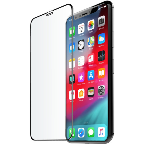 iLuv Full Covered Tempered Glass Screen Protector for iPhone XR