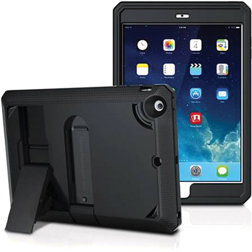 iLuv Selfy Case with Wireless Camera Shutter for iPad mini (Black)