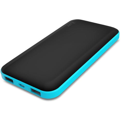 iLuv myPower100 10,000mAh Slim Portable Battery Pack (Black)