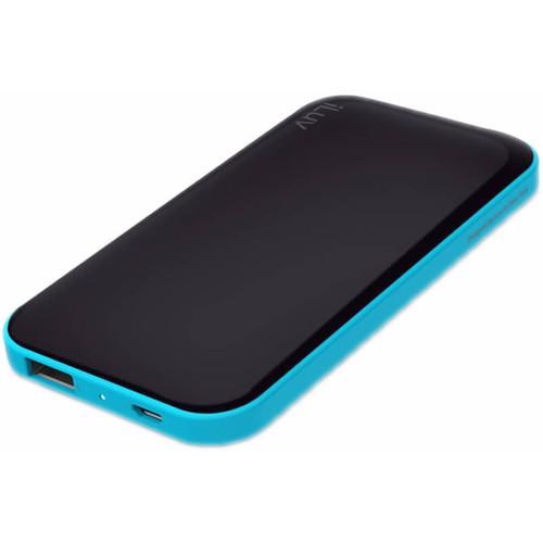 iLuv myPower50 5000mAh Slim Portable Battery Pack (Black)