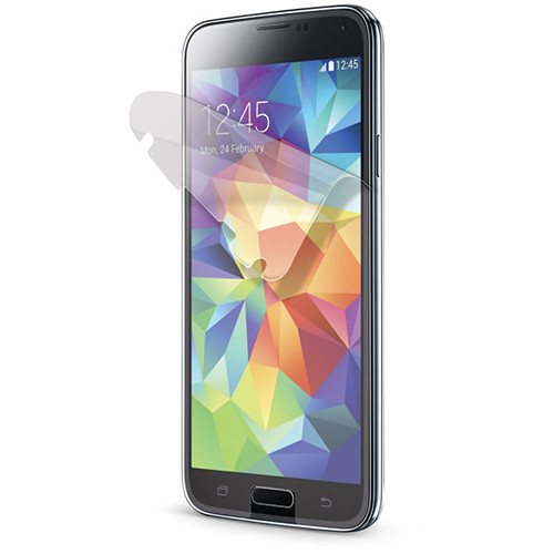 iLuv Glare-Free Protective Film Kit for Galaxy S5
