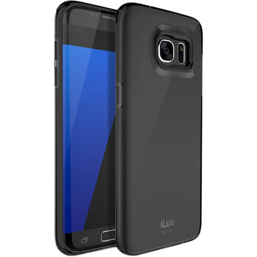 iLuv Gelato Case for Galaxy S7 edge (Black)