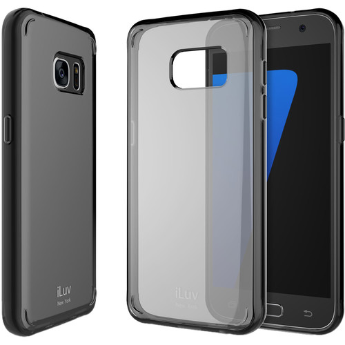 iLuv Vyneer Case for Galaxy S7 (Black)