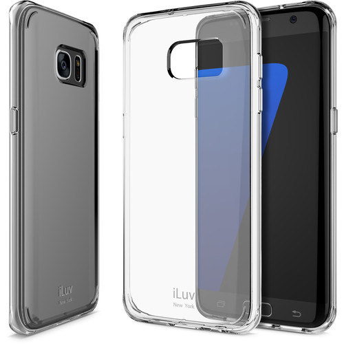iLuv Vyneer Case for Galaxy S7 (Clear)