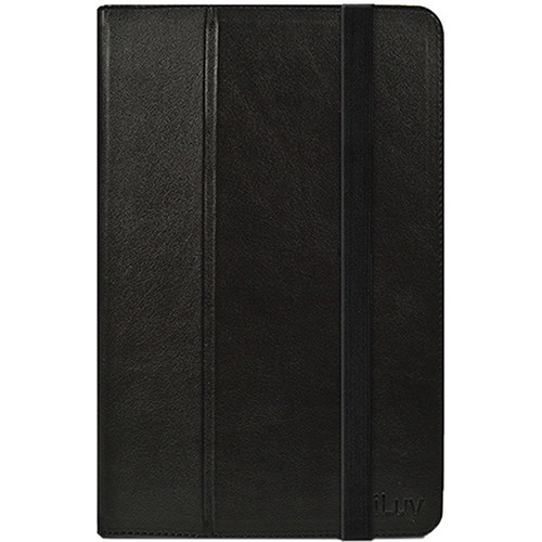 "iLuv U71UNIF Universal Notebook M Folio Case for 7 to 8"" Tablets (Black)"