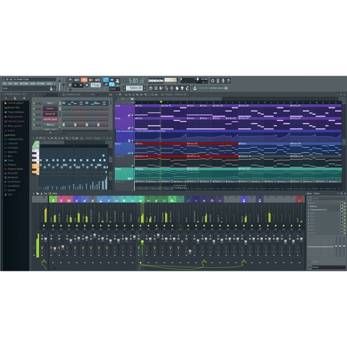 Image-Line FL Studio V20 Fruity Edition - Complete Music Production Software (Boxed)