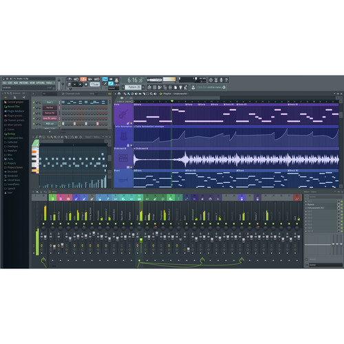 Image-Line FL Studio V20 Producer Edition - Complete Music Production Software (Boxed)
