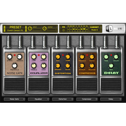 Image-Line Hardcore Guitar Effects Plug-in