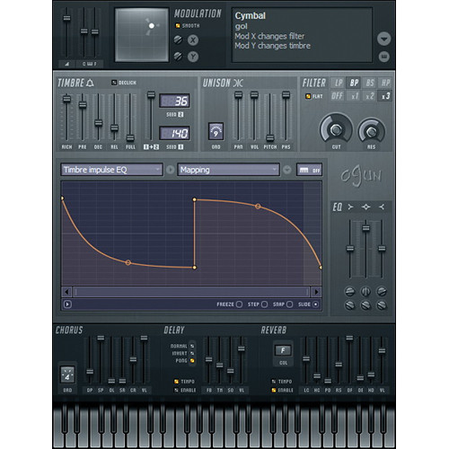 Image-Line Ogun Virtual Synthesizer Plug-In