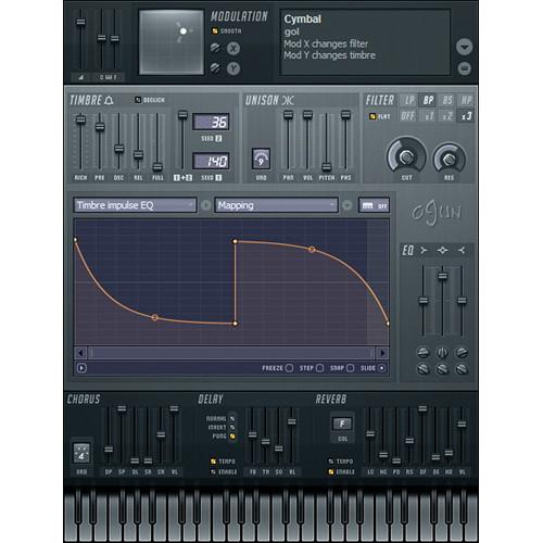Image-Line Ogun Virtual Synthesizer Plug-In