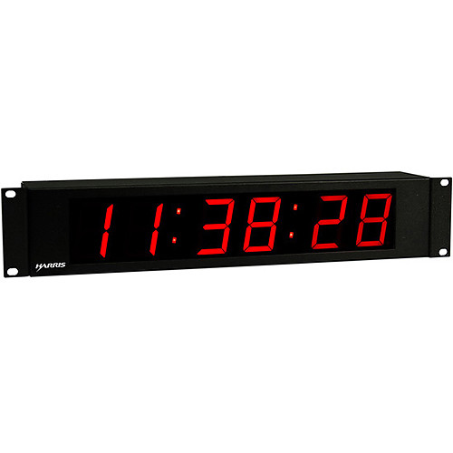 Imagine Communications Videotek DTD-A19B2 Digital Time/Date Display (2 RU)