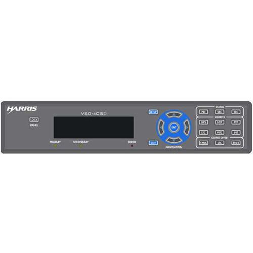 Imagine Communications Videotek VSG-4CSD Clock System Driver