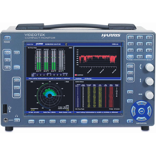 Imagine Communications Videotek CMN-LA Loudness Analyzer