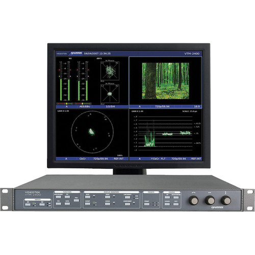 Imagine Communications APM-215 Audio Multipurpose Monitor (1 RU)