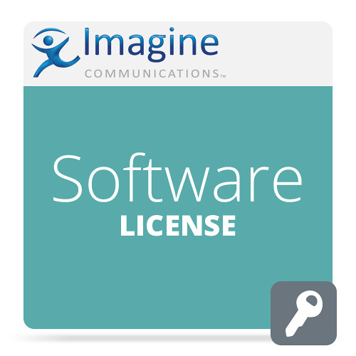 Imagine Communications X50OPT-SK-DED Dolby E Decoder Software Key License for Selenio X50