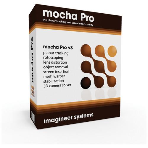 Imagineer Systems mocha Pro v3 Nodelocked License (Electronic Download)