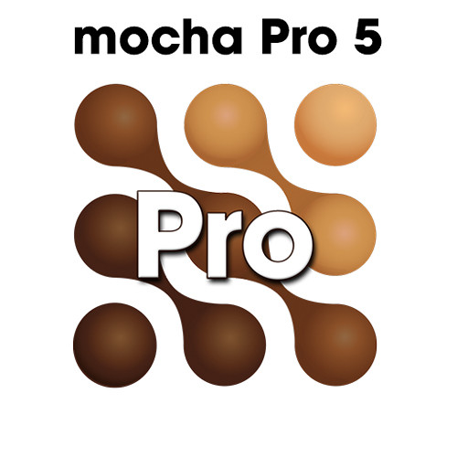Boris FX Mocha Pro 5 Plug-In for Avid (with 1 Year of Upgrades & Support, Download)