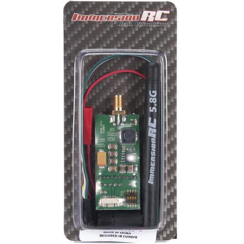 ImmersionRC 25mW 5.8 GHz A/V Transmitter