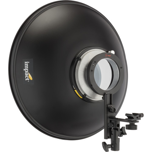 "Impact 20"" Beauty Dish Kit for Speedlights and VC/VS-VSD Monolights"