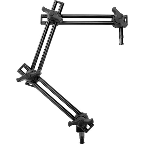Impact 3 Section Double Articulated Arm with Camera Bracket