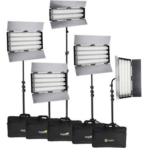 Impact READY COOL Fluorescent 5-Light Kit