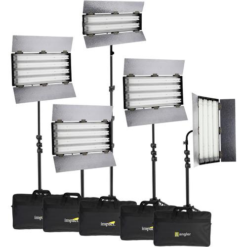 Impact READY COOL Fluorescent 5-Light Kit
