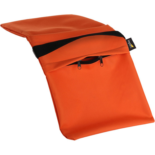 Impact Six Empty Saddle Sandbag Kit - 27 lb (Orange)