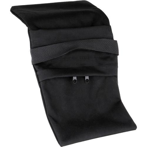 Impact Six Empty Saddle Sandbag Kit - 5 lb (Black)