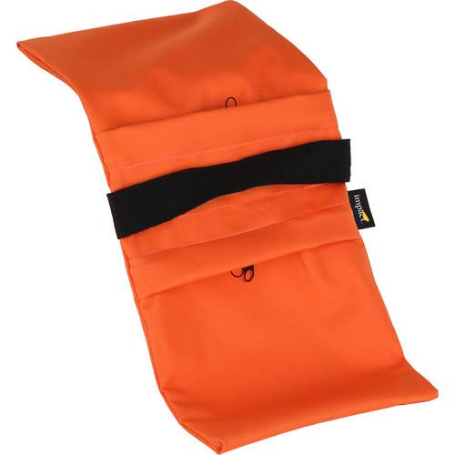 Impact Six Empty Saddle Sandbag Kit - 5 lb (Orange)