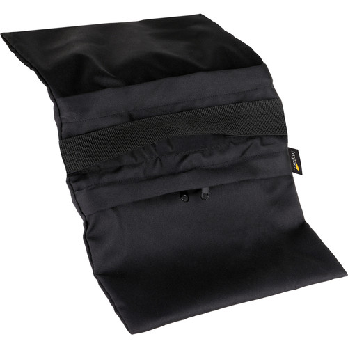 Impact Six Empty Saddle Sandbag Kit - 18 lb (Black)