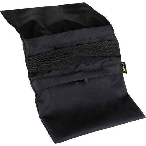 Impact Six Empty Saddle Sandbag Kit - 15 lb (Black)
