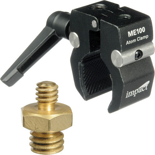 Impact Atom Clamp With 1/4-3/8 Screw Adapter