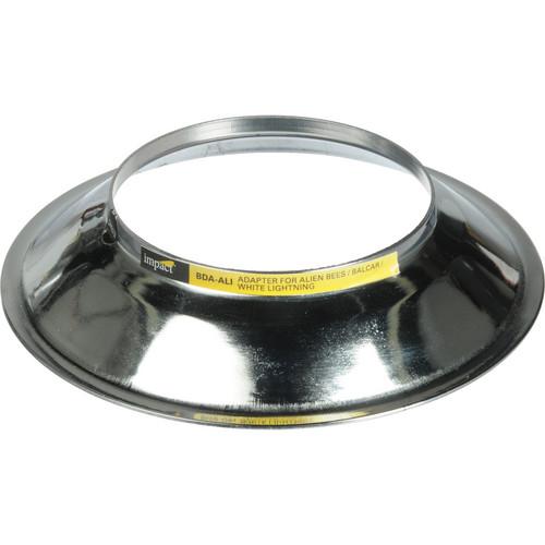 Alien Bees Einstein Kit: Used Impact Beauty Dish Adapter For Paul C. Buff Alien BDA-ALI