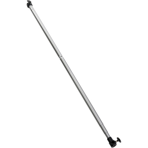 Impact 9' Adjustable Background Crossbar (Silver)